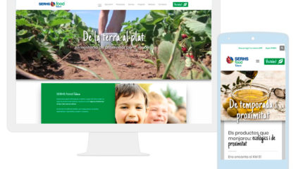 SERHS food Educa estrena web